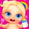 妈咪的小宝宝2 - 新生儿护理儿童游戏!