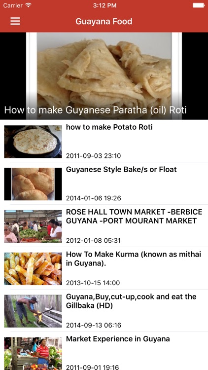 Guyana News & Radio Pro screenshot-4