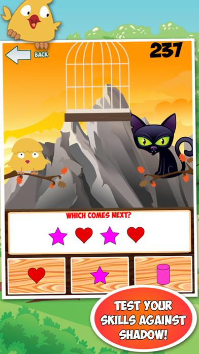 Maths with Springbird (Fun learning for 4 to 8 year old children) screenshot