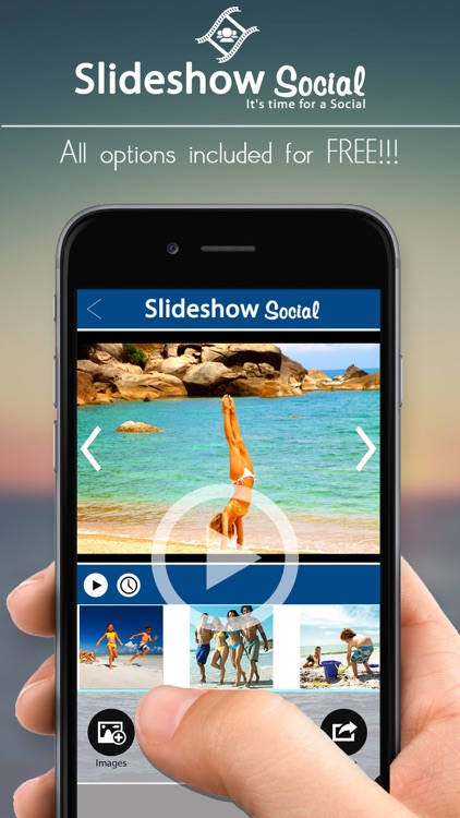 Slideshow Social - Free Slideshow Maker with Music