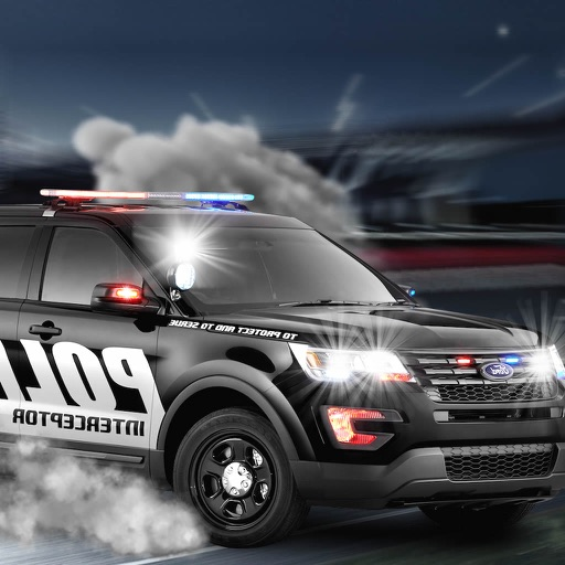 Car Police Running simulator – Awesome Vehicle High Impact