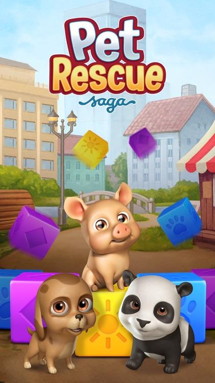 Pet Rescue Saga screenshot-4