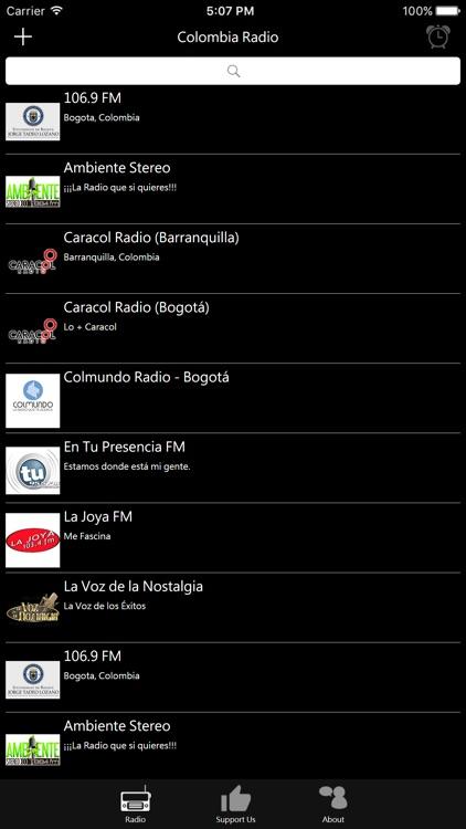 Colombia Radio - CO Radio