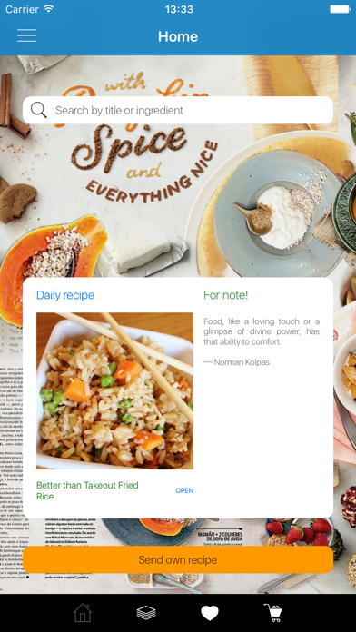 Rice Recipes for You! screenshot one