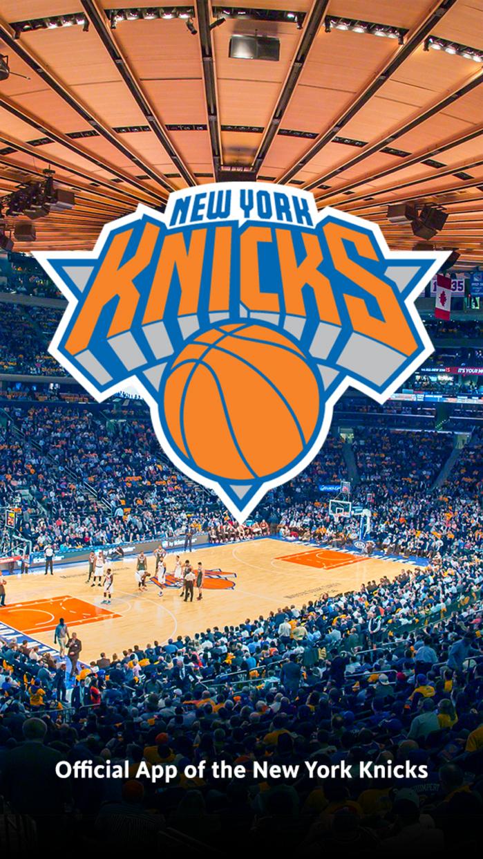New York Knicks Official App Screenshot