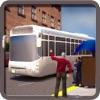 真正的城市地铁客车司机 - 停车模拟器2017年
