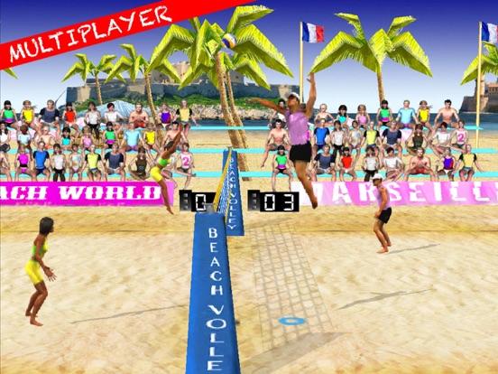 Beach Volley Pro Lite для iPad