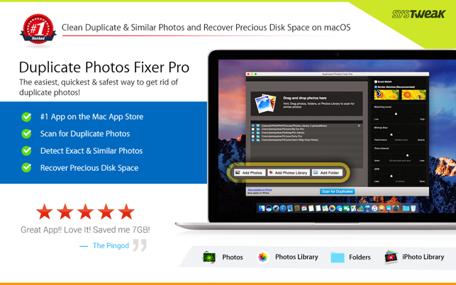 ‎Duplicate Photos Fixer Pro Screenshot