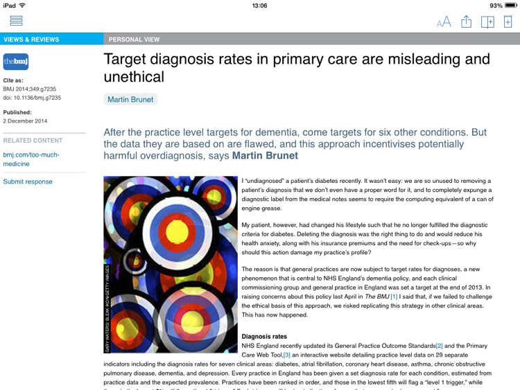 BMJ (British Medical Journal) screenshot-4