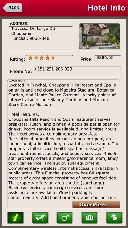 Madeira Island Offline Travel Guide screenshot-4