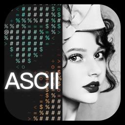 ASCII Converter-Turn images to ASCII Text