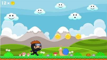 Ninja Boy - Tiny Hero screenshot one
