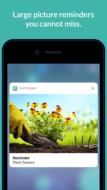 PhotoMind - Simple. Photo. Reminders. screenshot-0