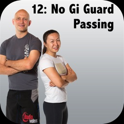 NoGi BJJ Guard Passing Techniques, Bigstrong 12