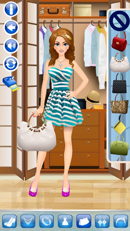 Movie Star Makeover - Makeup & Salon Girls Games screenshot-4