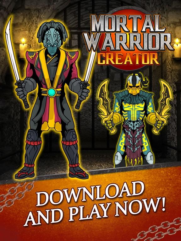 Скачать игру Смертный Воин Герой Творца для Mortal Kombat
