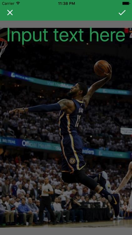 Basketball Wallpapers HD - Themes Lock/Home Screen screenshot-3