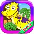 着色页和乐趣教育学习游戏 icon