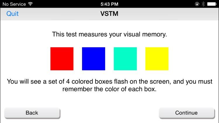 BrainBaseline screenshot-4