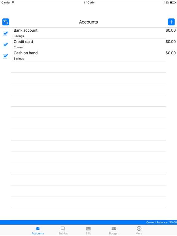 money log budget manager app price drops