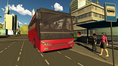越野 游 公共汽车 驾驶 运输 模拟器 App 截图