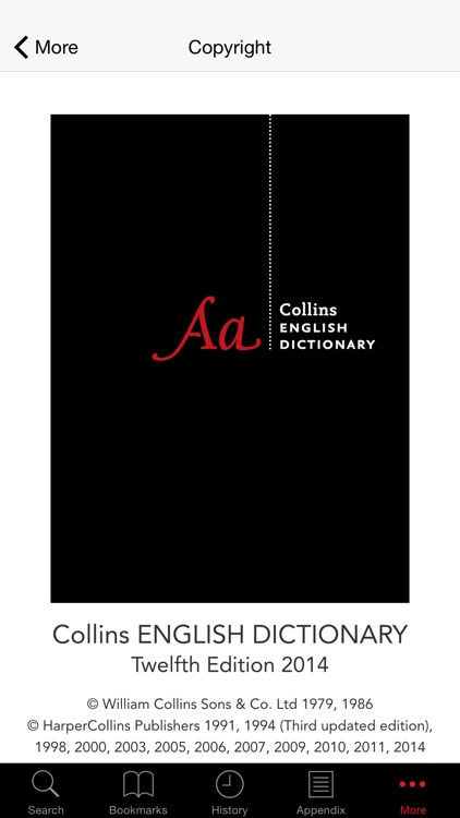 Collins English Dictionary screenshot-4