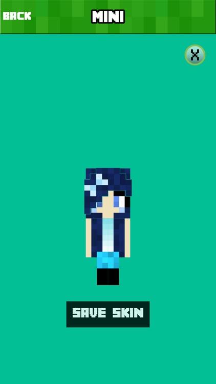 BABY SKINS FREE Aphmau FNAF Skin for Minecraft PE screenshot-3
