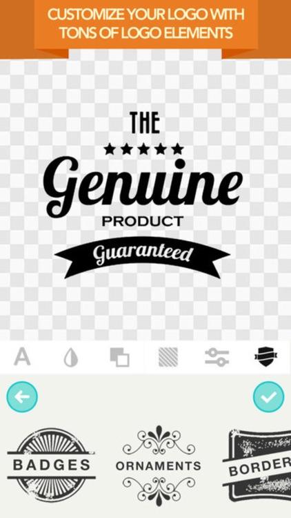 Graphic Creator - logos, flyers, icons & design screenshot-4