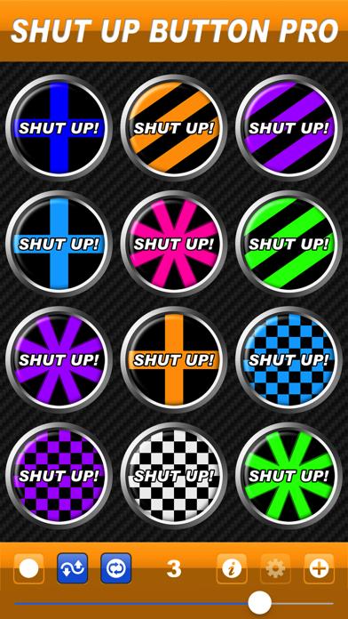 Shut Up Button Proのおすすめ画像4