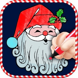 SantaClaus Coloring Book - My First Coloring Book