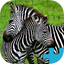 Wildlife Jigsaw PRO Puzzle-For All Ages Girls, Boys, Adults & Teens