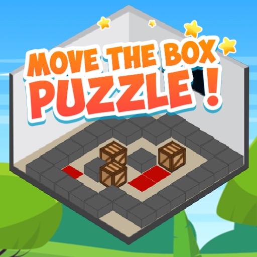 Move The Box Puzzle