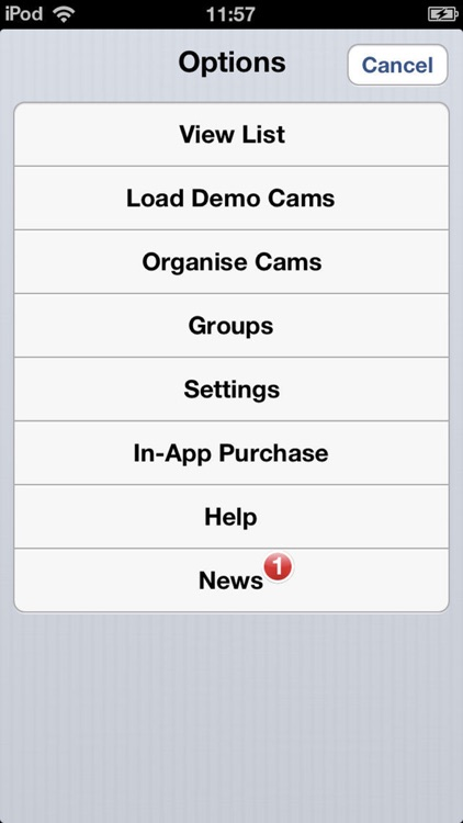 Viewer for D-Link Cams screenshot-4