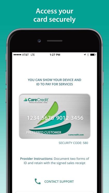CareCredit Mobile App screenshot-4