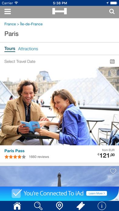 París Hoteles + Compara y Reserva de hotel para esta noche con el mapa y viajes turísticosCaptura de pantalla de2