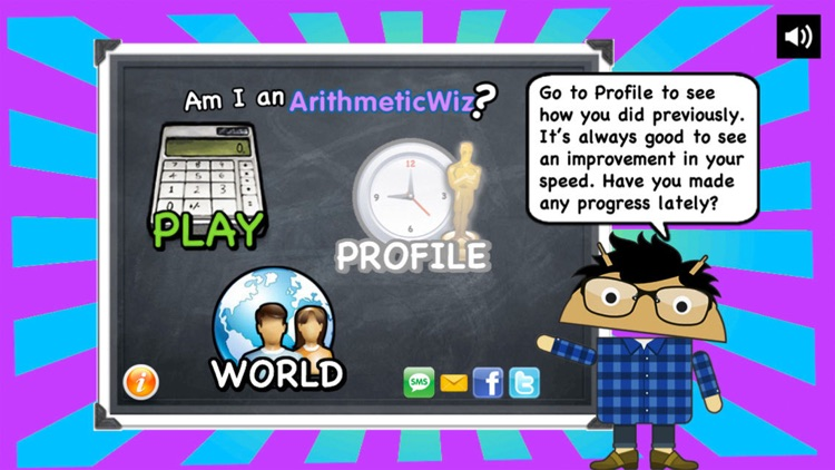 Arithmetic Wiz - Math Drills