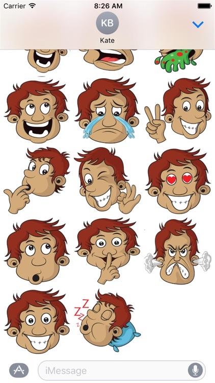 Crazy Raj Emoji