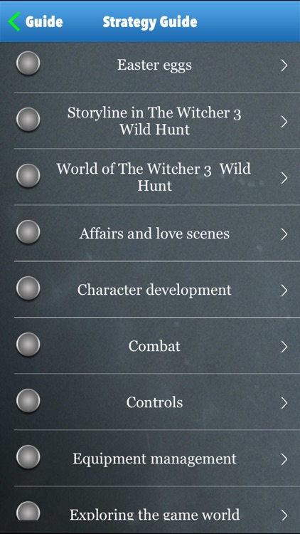 The Best Guide+Cheats For The Witcher 3: Wild Hunt screenshot-3