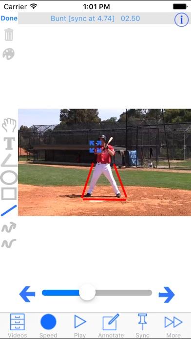 Baseball Coach Plus Hd review screenshots