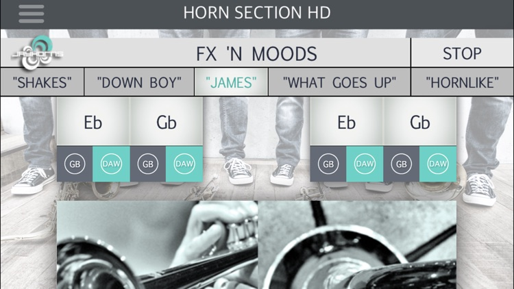 Horn Section HD screenshot-3