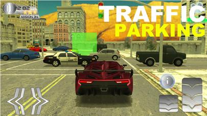 Sport Car Traffic Parking Driving Simulator
