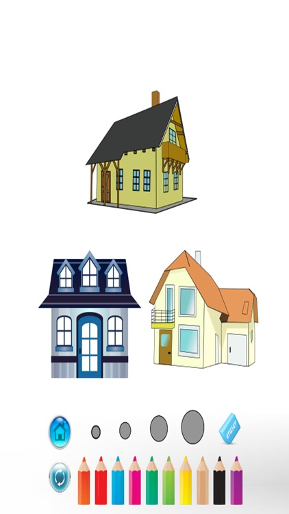 Dream house games with Color Therapy Coloring & Colorfy