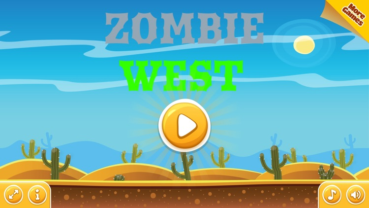 Zombie West Shooter