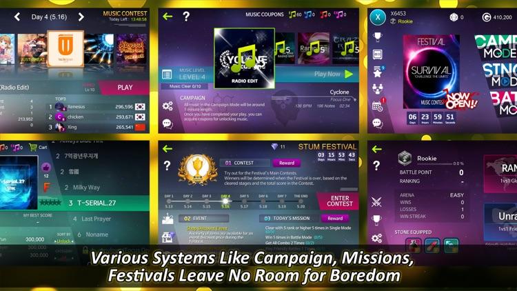 STUM - Global Rhythm Game screenshot-3