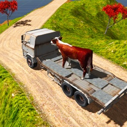 Off Road Animals Transport Truck Farming simulator