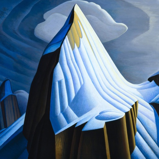 Lawren Harris: Where The Universe Sings AR