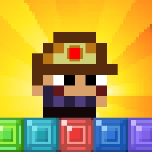 Blocks Avalanche - Bob Jump
