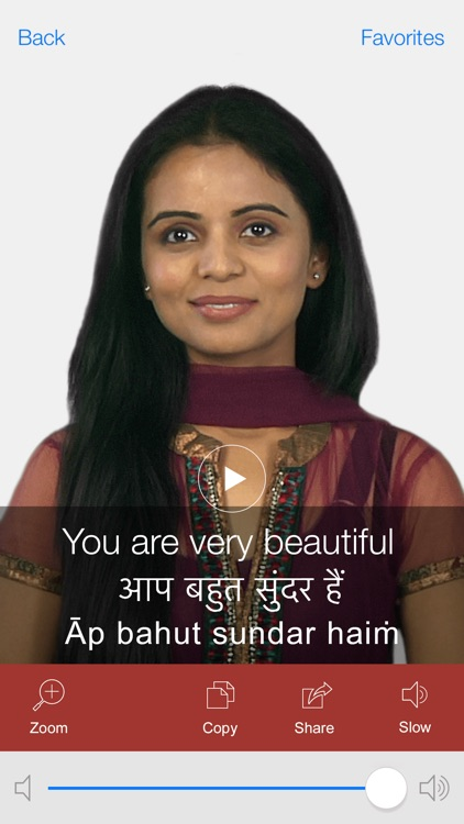 Hindi Video Dictionary - Translate, Learn and Speak with Video Phrasebook screenshot-4