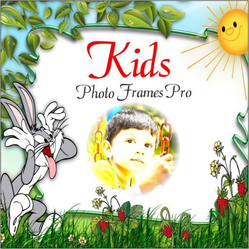 Kids Photo Frames New Pro Animated Funny Cool Pics by Mahendra Kumar ...