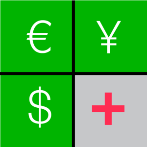 Currency+ (Converter, Charts, Trends, Alerts) app